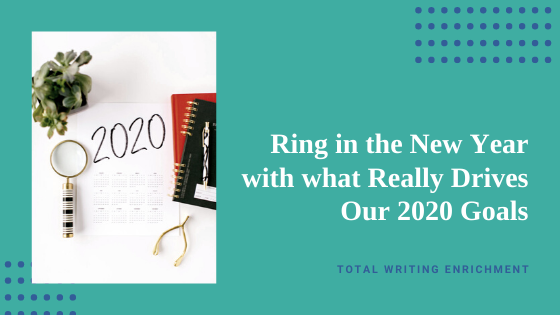 Ring in the New Year with what Really Drives Our 2020 Goals
