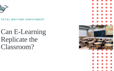Can E-Learning Replicate the Classroom?