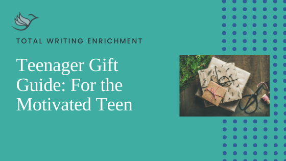 Teenager Gift Guide: For the Motivated Teen