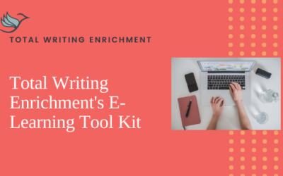 Total Writing Enrichment's E-Learning Tool Kit