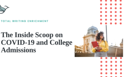 The Inside Scoop on COVID-19 and College Admissions